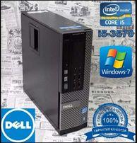 """ПК Dell 7010 SFF: i5-3570/ 4Gb RAM/SSD-HDD """"Пешка"""" гарантия"""