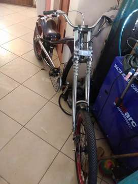 Shopper bike still good condition 100%