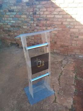 Bargain Podiums On Sale Now! Free Logo & Delivery!