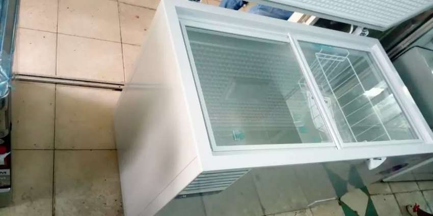 new bruhm chest deep  freezer 0