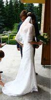 Suknia ślubna rozmiar 36 Zień Baczyńska Minge