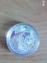 10zł moneta z 1999r Jan Paweł II Papież Pielgrzym