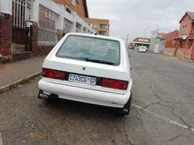 VW Citi Golf, 1.4 ltre engine, hatchback.