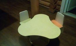 Набор детской мебели (стол, 2 стульчика)