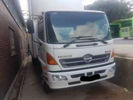 8 ton truck for hire - local or long distance with reliable driver