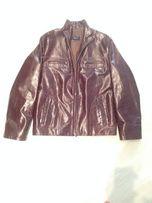 куртка кожаная мужская Matis (Турция, размер M/L 48/50)