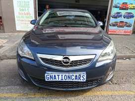 Opel Astra 1.4 TURBO manual 2011 for SELL