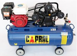 Sprężarka 8 bar CAPRAL V3 spalinowa 6,5KM Gwarancja 2lata FV