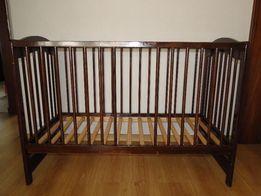 Łóżeczko dziecięce 60x120 łóżko dla dziecka