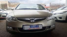2008 Honda Civic Sedan 1.8Vxi