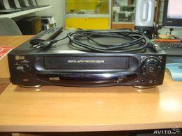 Видеомагнитофон LG W20Y