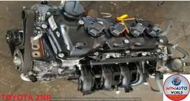 Imported used TOYOTA YARIS/AVANZA 1.5L  VVTI Engines for sale at MYM A