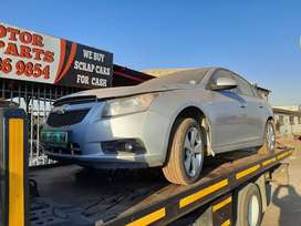 Chevrolet Cruze Auto stripping for parts