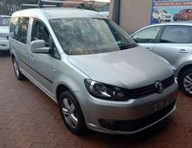 2015 Vw Caddy 2.0 Tdi