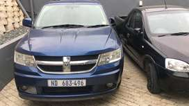 2009 Dodge journey for sale in excellent condition with low KMS
