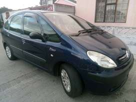Citreon Picasso 1.6 Diesel, Model 2006