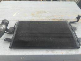 Chłodnica klimatyzacji vw golf seat skoda audi bora TDI ASZ 130km