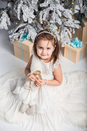 Прокат милейших платьев для девочки
