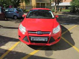2012 ford focus 1.6 with 90000km