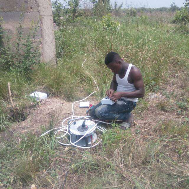 WATER BOREHOLE DRILLING 0