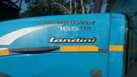 Landini Landpower 165 Tdi 4x4 tractor for sale.