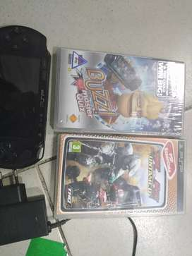 Pre owned psp console