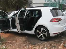 VW GOLF 7 GTI 2.0 LITRE 2014