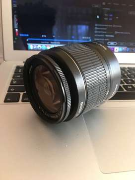 Canon 18-55mm (urgent sale)