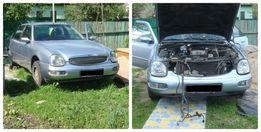 Ремонт/Реставрация подкапотной проводки Ford Scorpio 95-98г.