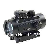 Image of Tactical 1x40 Red Green Dot Sight Scope w/10mm - 20mm Weaver Mounts