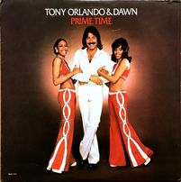 Tony Orlando & Dawn – Prime Time, US 1974 пластинка диск винил