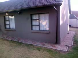 4 Bedroomed house for rent