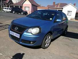 2006 Volkswagen Polo Dutch 1.6
