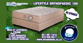 Bed for Sale 150kg plus - Free Delivery