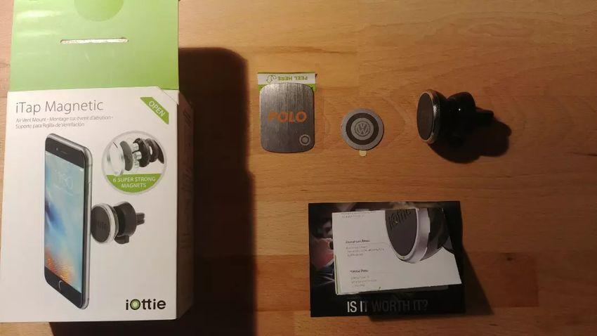 Drzak na mobil iOttie iTap Magnetic 0