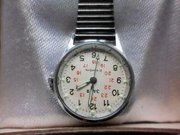 Часы Медаль ЗАРЯ механика 21 камень Идут Номерные Коробка Паспорт RRR