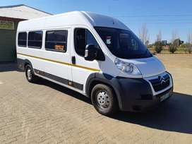 2016 Citroen relay Bus.