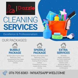 BEST IN CLEANING SERVICES