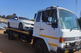 Madiba Online Towing - Flat Bed