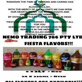 NEMO TRADING 786 FIESTA cooldrinks
