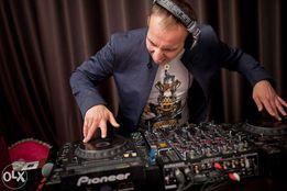 DJ на свадьбу,частные бизнес мероприятия,звукорежиссер,аренда звуксвет