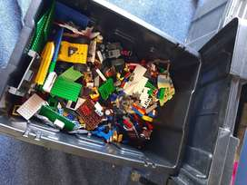 Lego- a lot of mixed lego
