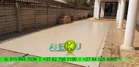 Swimming Pool Solid Covers for Sale