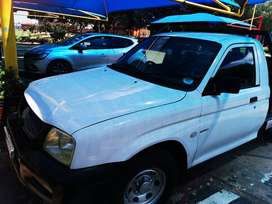 Mitsubishi used bakkie 2008. In good condition R80000 negotiable. o