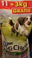 Karma dla psa Purina Dog Chow adult