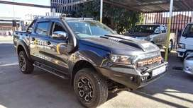 2017 Ford Ranger SVT 4X4 Automatic