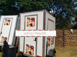 We manufacture n design trailers at affordable price