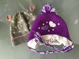 2 czapki zimowe: Reima i Mini Boden