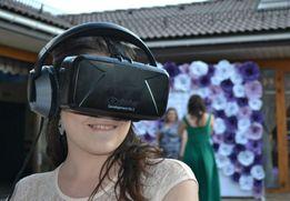 Віртуальна реальність VR виртуальная реальность, прокат, орен