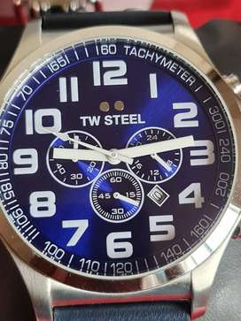 Mens TW STEEL CHRONOGRAPH watch